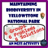 Biodiversity Evaluate Competing Design Solutions NGSS MS-LS2-5 and TEKS 7.10B