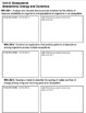 NGSS Middle School Life Science I CAN Statements