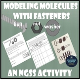 NGSS Middle School Model Molecules Atoms Compounds Activity Chemistry MS-PS1-1