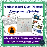 Food Chains Food Webs Model Cycling of Matter And Flow of Energy NGSS MS-LS2-3