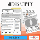 NGSS Mitosis Mini Lab HS-LS1-4