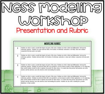 NGSS Modeling Workshop