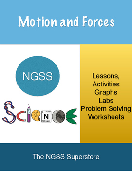 NGSS Motion and Forces Workbook