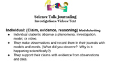 NGSS Notebooking or Journaling (Science)