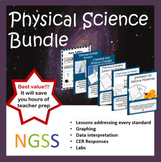 NGSS Physical Science Bundle
