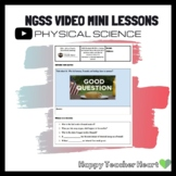 NGSS Physical Science Phenomenon Video Guides