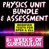STEM NGSS Physics Resource Bundle