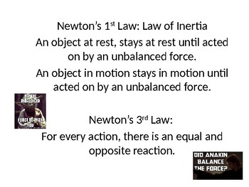 NGSS Physics Stations (Newton's Laws)