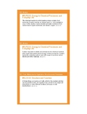 NGSS Planning Cards - MS-LS1 From Molecules to Organisms