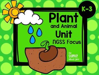 NGSS Plant Unit