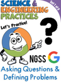 NGSS Practice: Asking Questions & Defining Problems (Dista