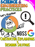 NGSS Practice: Constructing Explanations & Designing Solut