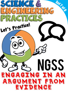 NGSS Practice: Engaging in an Argument from Evidence