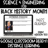 NGSS Practices Activity for Black History Month