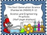 NGSS Practices (Half-Sheet Size)
