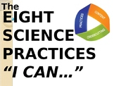 NGSS Practices Printable Classroom Posters