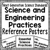 NGSS Practices of Science Reference Posters