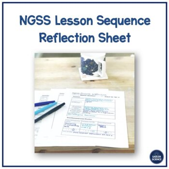 NGSS Reflection Sheet