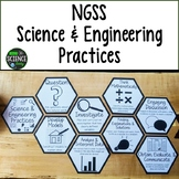 NGSS SEP: Room Decor, Interactive Bulletin Board: Honeycomb Pattern
