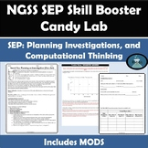 NGSS SEP Skill Booster for MS-PS-1: Candy in Water Lab