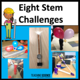 NGSS STEM Engineering Challenges 3-5-ETS1-1, 3-5-ETS1-2 and 3-5-ETS1-3