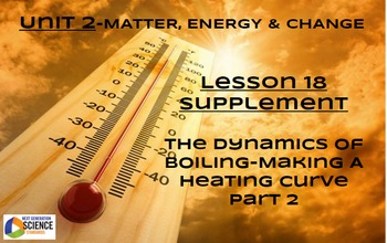NGSS/STEM Lesson 18 HW Supplement-The Dynamics of Boiling