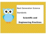 NGSS STEM engineering and mathematics bulletin board poste