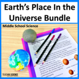 Earth's Place in the Universe NGSS Bundle MS ESS1 1-4