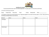 NGSS Science Engineering Activity: Design Your Own Playground