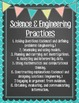 NGSS- Science & Engineering Practices and Crosscutting Concepts Posters Freebie