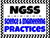 NGSS Science & Engineering Practices (including components of each practice)