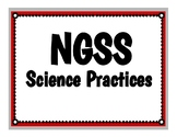 NGSS Science Practices Posters