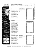 NGSS Science Practices Worksheets (asking questions and defining problems)