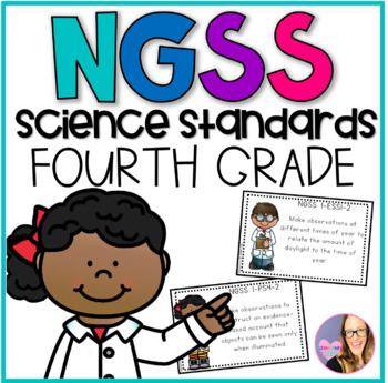 NGSS Science Standards- 4th Grade