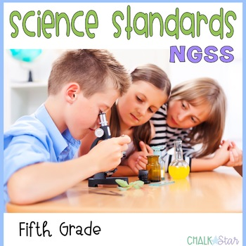 NGSS Science Standards Fifth Grade