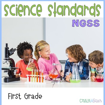 NGSS Science Standards First Grade