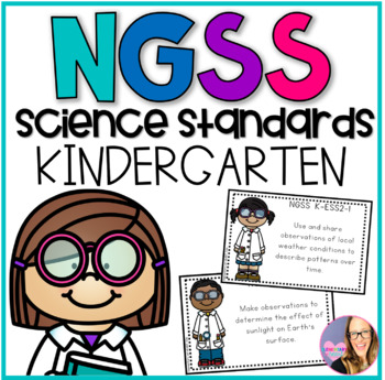 NGSS Science Standards- Kindergarten