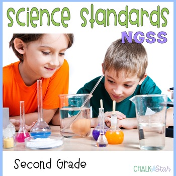 NGSS Science Standards Second Grade
