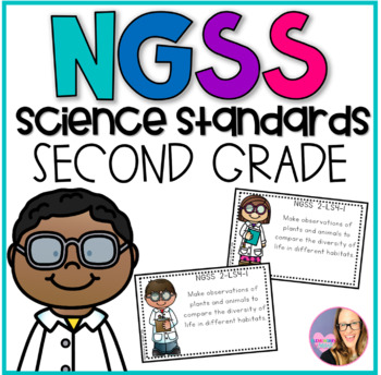 NGSS Science Standards- Second Grade