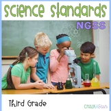 Science Standards Third Grade NGSS