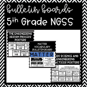 NGSS Science Vocabulary Bundle, Word Wall, Off Limits Game