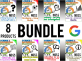 NGSS Science and Engineering Practices BUNDLE (Distance Learning)