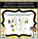 NGSS Science and Engineering Practices Posters A5 and A3 Sized
