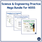 Mega Bundle - NGSS Science and Engineering Practices for M
