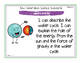 """NGSS Sixth Grade (INTEGRATED) Standards """"I Can"""" Posters &"""