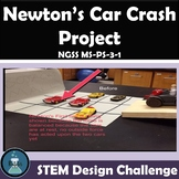NGSS Skill Booster and 5e Extension: Newton's Laws of Motion