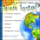 NGSS Space Systems - Patterns and Predictability Science with Sun, Earth, Moon