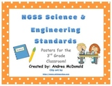 Next Generation Science and Engineering Standards Posters