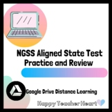 NGSS State Test Review and Practice