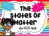 NGSS States of Matter Science Unit